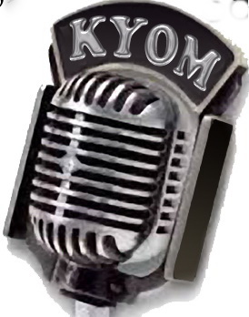 New KYOM Use This One KYOM Logo